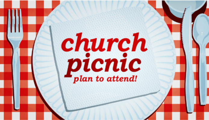 Annual Church Picnic!